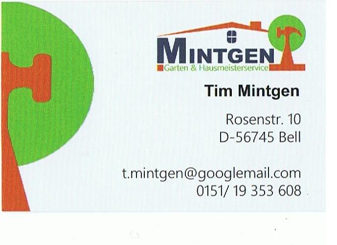 Mintgen-Visitenkarte