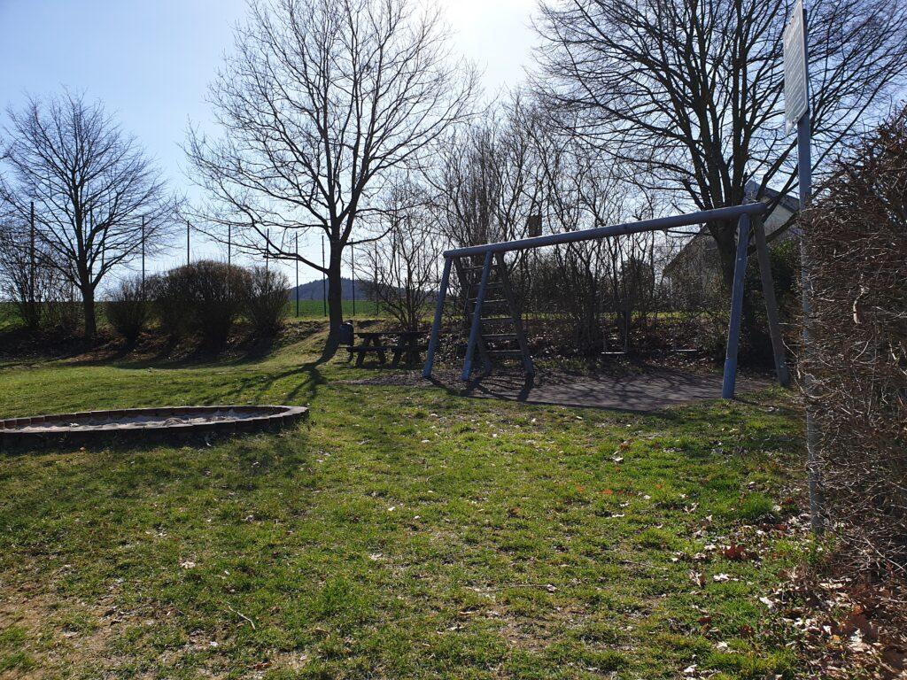 Spielplatz Hochsteinring