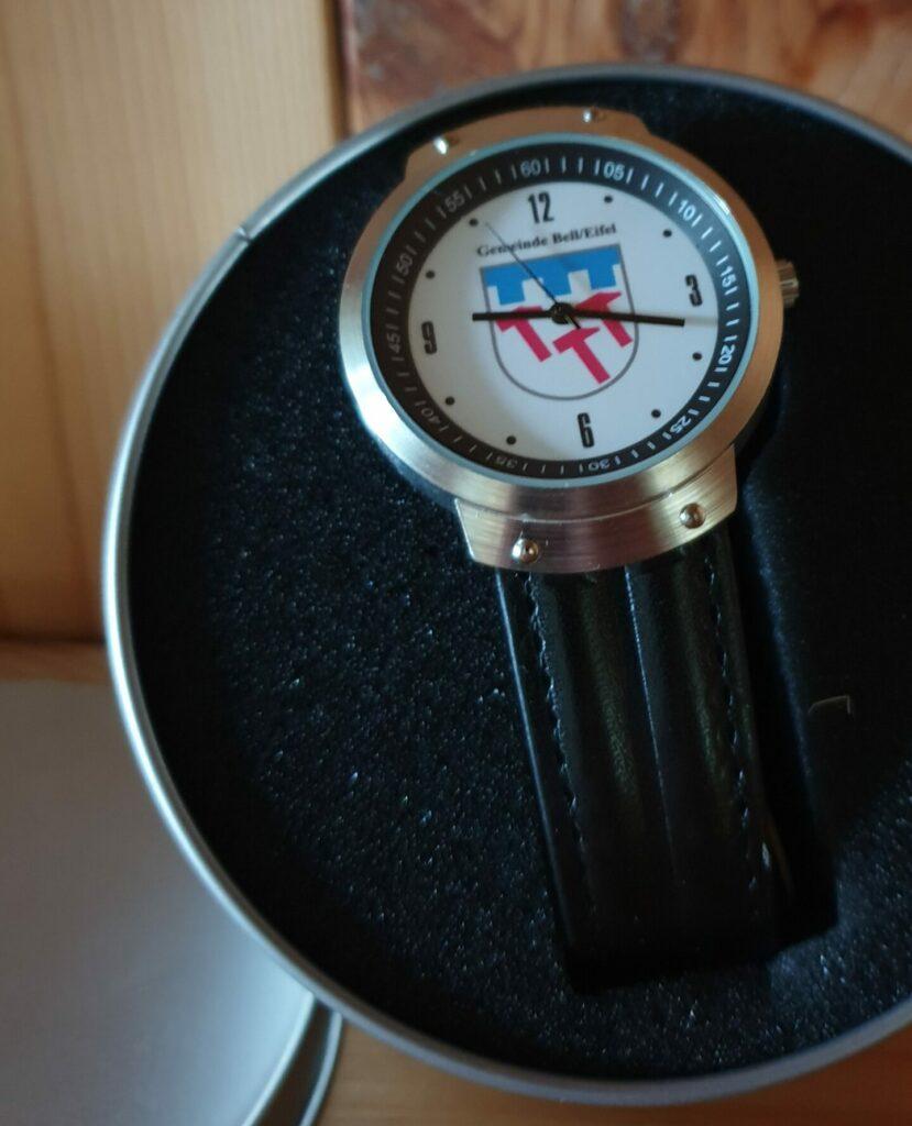 Beller Armbanduhr